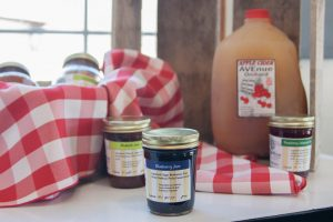 Avenue Orchard Blueberry Jam