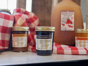 Avenue Orchard Blackberry Jalapeno Jam
