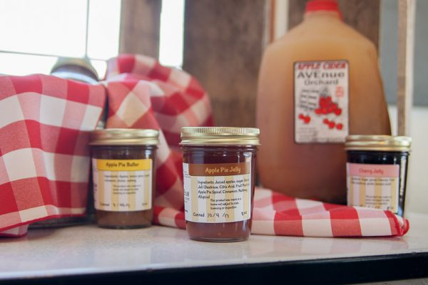 Avenue Orchard Apple Pie Jelly