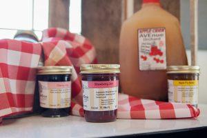 Avenue Orchard Strawberry Jam