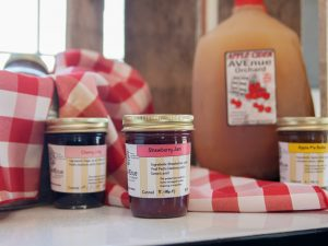 Avenue Orchard Strawberry Jam