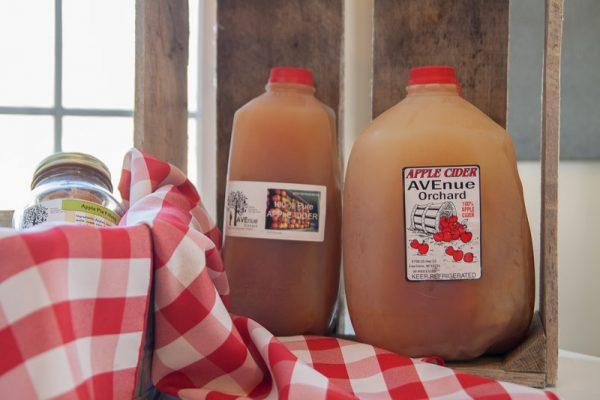 Avenue Orchard Apple Cider