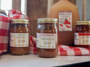 Avenue Orchard Cinnamon Apple Sauce