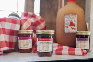 Avenue Orchard Cranberry Apple Butter