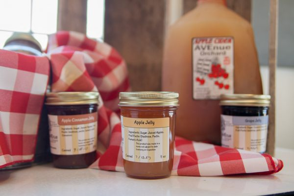 Avenue Orchard Apple Jelly