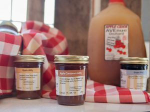 Avenue Orchard Apple Cinnamon Jelly