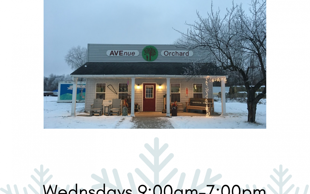 Winter Orchard Store Hours