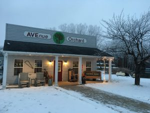 Orchard Store Open